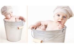 ausgefallene Babyfotos